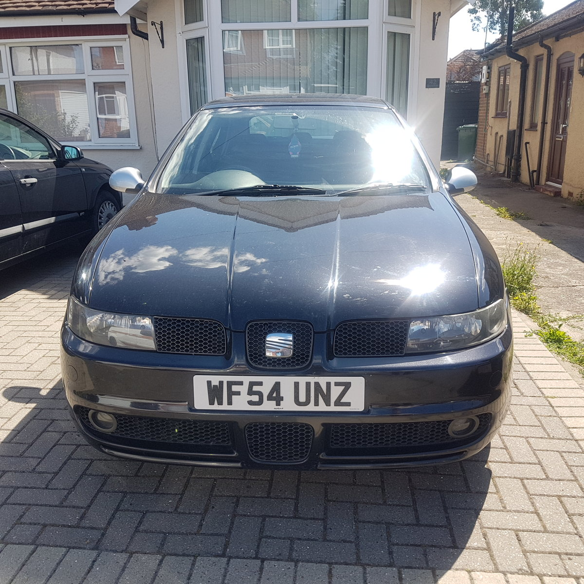 2004 Seat Leon FR diesel 2.0tdi SOLD (picture 2 of 5)