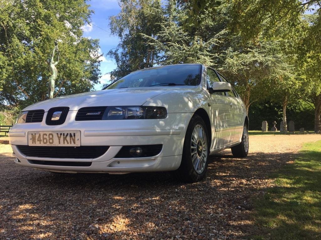 2000 Beautiful Example of this Seat, Leon Cupra, 1.8t For Sale (picture 1 of 6)
