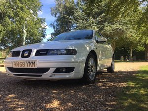Beautiful Example of this Seat, Leon Cupra, 1.8t