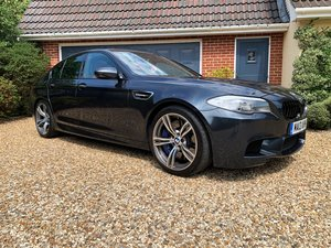 Picture of 2013 BMW M5 F10 V8 DCT 560BHP A STUNNING HI SPEC EXAMPLE FBSH For Sale