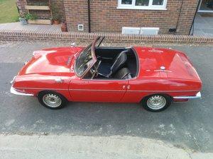 1970 Seat Fiat 850 Sport Spider