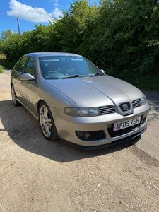 2005 Seat Leon Cupra R - Unmodified