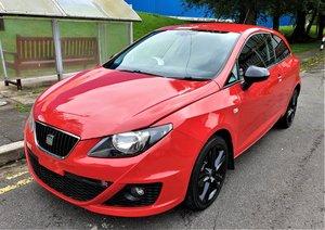 Seat Ibiza 1.4 Sportrider FR looks, Mot Sept 2021