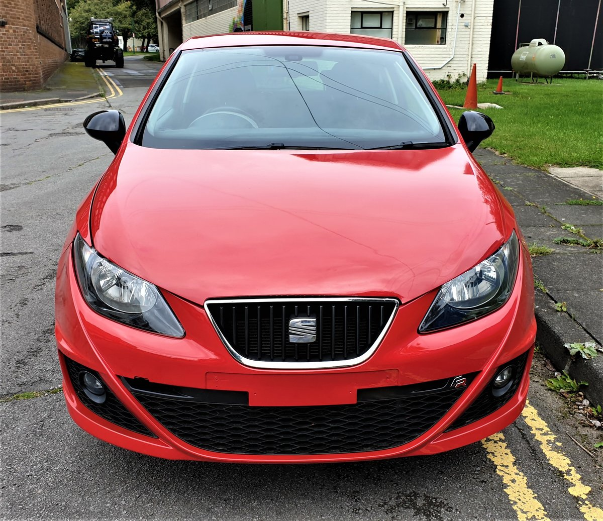 2011 Seat Ibiza 1.4 Sportrider FR looks, Mot Sept 2021 For Sale (picture 3 of 6)