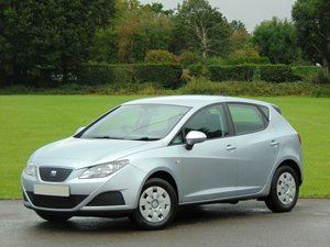 2009 Seat Ibiza 1.4 TDi Ecomotive.. FSH.. £0 Free Roadtax..  For Sale