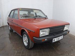 1981 Seat 131 1600 TC Supermiriafiori.
