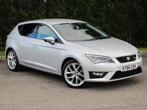 Picture of 2017 Seat Leon FR 2.0TDI Technology DSG