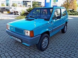 Seat Marbella Pandita 4x4 (Steyr Puch)