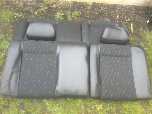 MK1 SEAT CORDOBA SX COUPE HALF LEATHER INTERIOR For Sale (picture 4 of 6)
