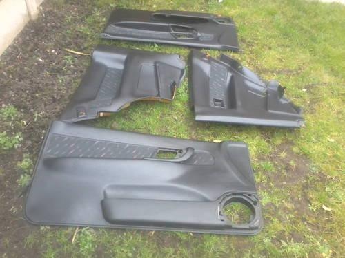 MK1 SEAT CORDOBA SX COUPE HALF LEATHER INTERIOR For Sale (picture 6 of 6)