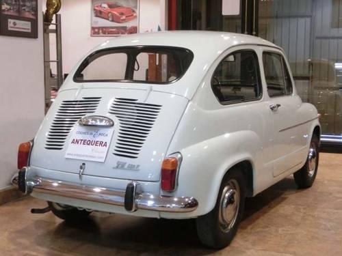SEAT 600 E - AÑO 1973 For Sale (picture 2 of 6)