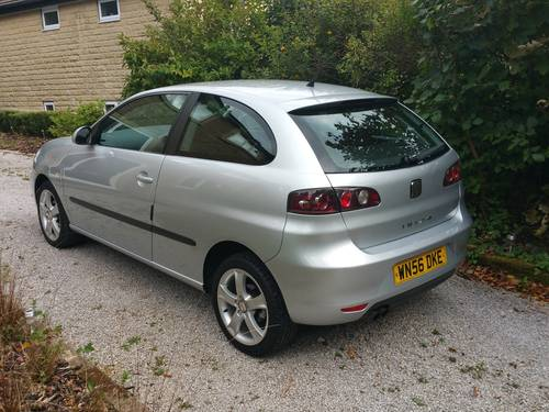2006 Seat Ibiza Sport 1.9Tdi (100PS) For Sale (picture 3 of 6)