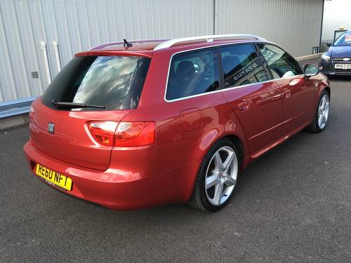 2010 60 SEAT EXEO 2.0 SPORT TECH CR TDI 141 BHP ESTATE SOLD (picture 3 of 6)
