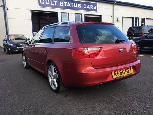 2010 60 SEAT EXEO 2.0 SPORT TECH CR TDI 141 BHP ESTATE SOLD (picture 4 of 6)