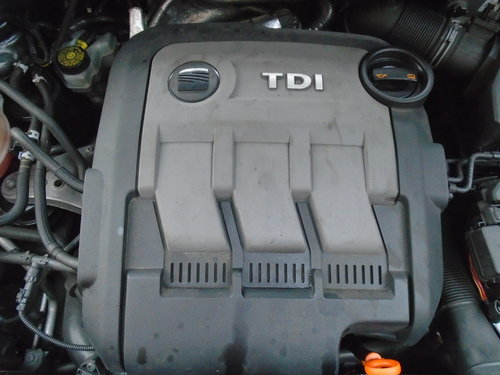 2011 11reg DIESEL 1200cc SEAT IBIZA 3 DOOR COUPE 167,00 GOS WELL For Sale (picture 6 of 6)