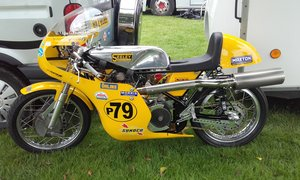 1971 Matchless G50 Race Bike