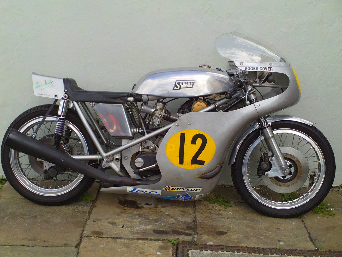 1972 SEELEY G50 MK4   For Sale (picture 1 of 6)
