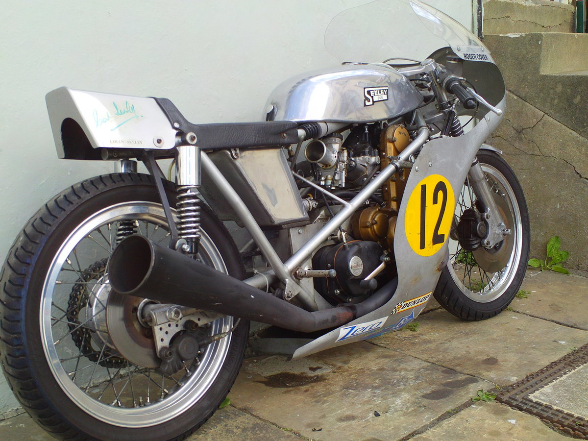 1972 SEELEY G50 MK4   For Sale (picture 2 of 6)