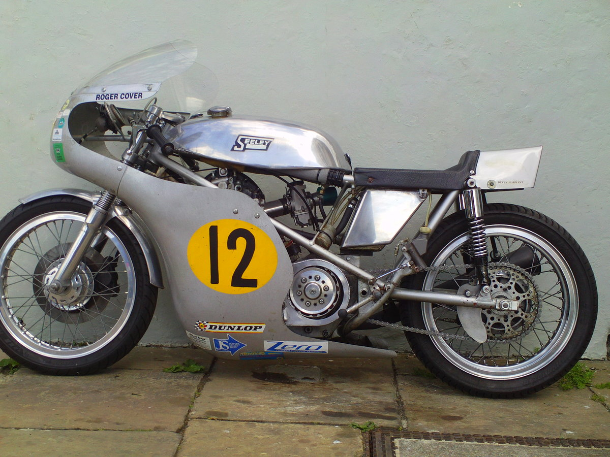 1972 SEELEY G50 MK4   For Sale (picture 3 of 6)