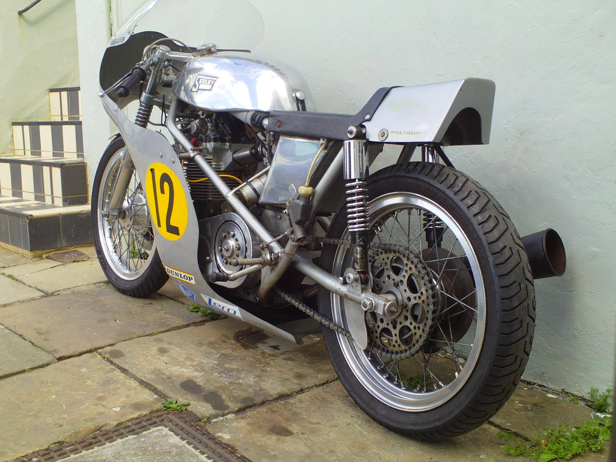1972 SEELEY G50 MK4   For Sale (picture 4 of 6)