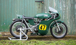 Picture of 1971 Seeley 499cc G50 Mark 4 Racing Motorcycle For Sale by Auction