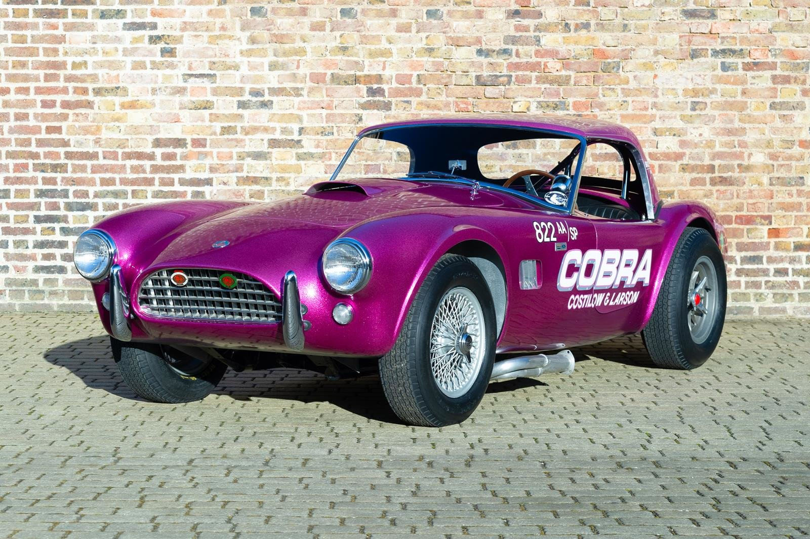 1963 Shelby Cobra Dragonsnake For Sale (picture 1 of 6)