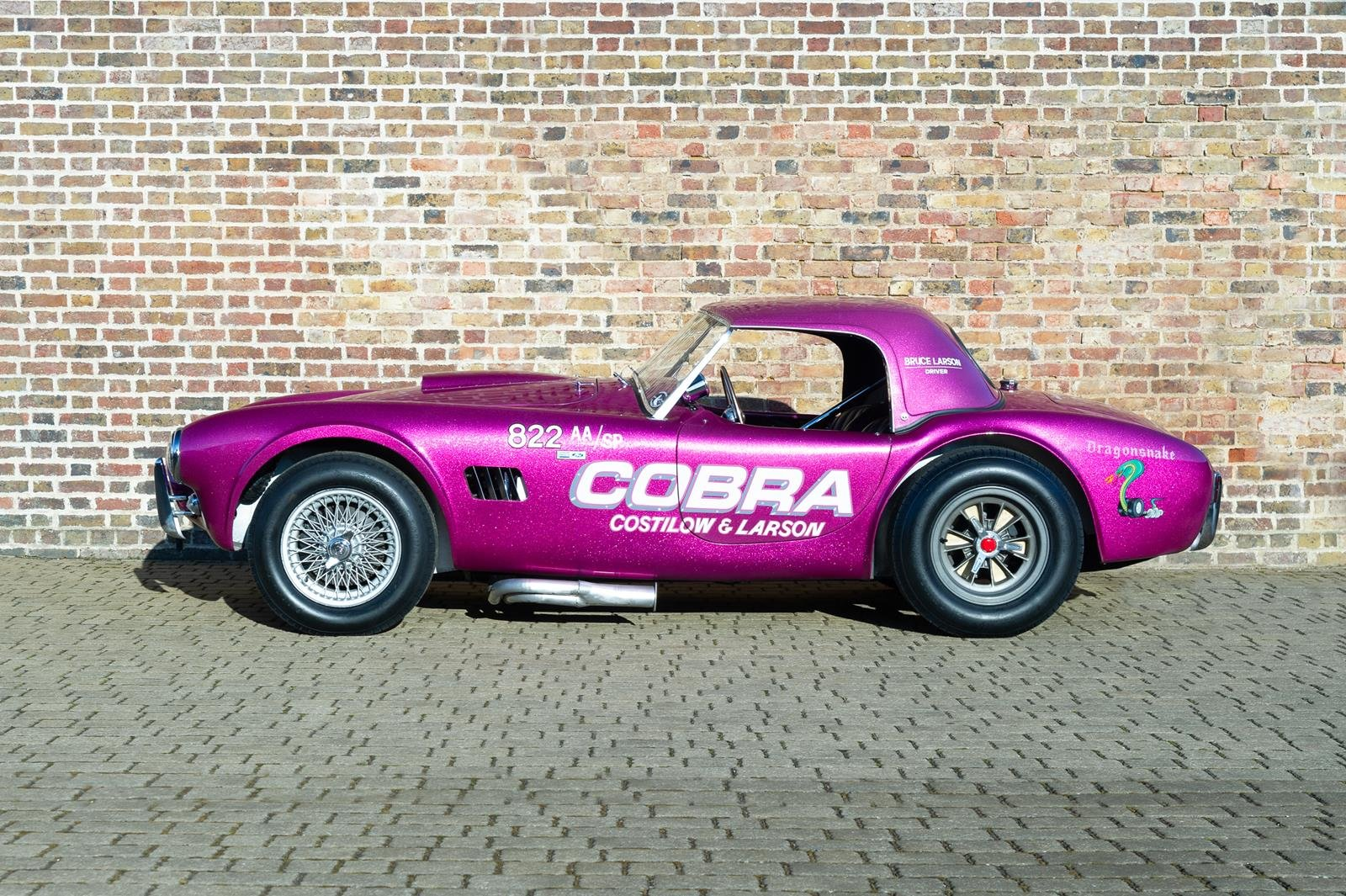 1963 Shelby Cobra Dragonsnake For Sale (picture 2 of 6)
