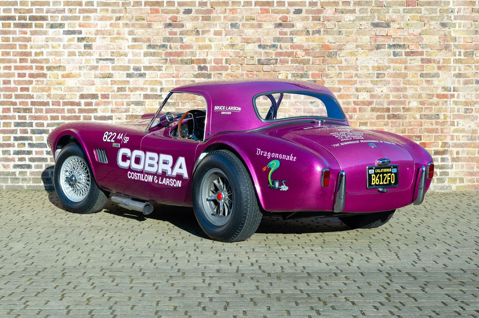 1963 Shelby Cobra Dragonsnake For Sale (picture 3 of 6)