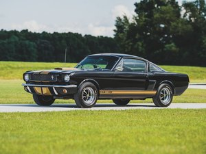 1966 Shelby GT350 H  For Sale by Auction