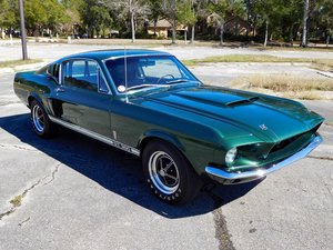 1967 Shelby Mustang 350GT  For Sale by Auction