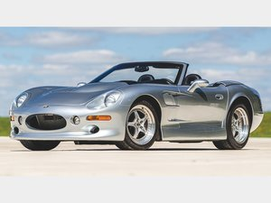 1999 Shelby Series 1  For Sale by Auction