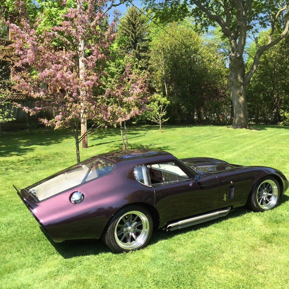 2016 Shelby Daytona Type 65 Coupe Replica For Sale (picture 2 of 6)