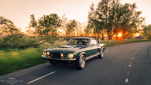 1967 SHELBY MUSTANG GT, concours quality restoration
