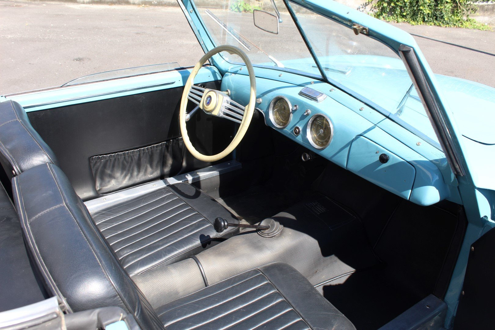 1949 Siata amica 49 - tubolar frame 1 of 14 ever made For Sale (picture 4 of 6)