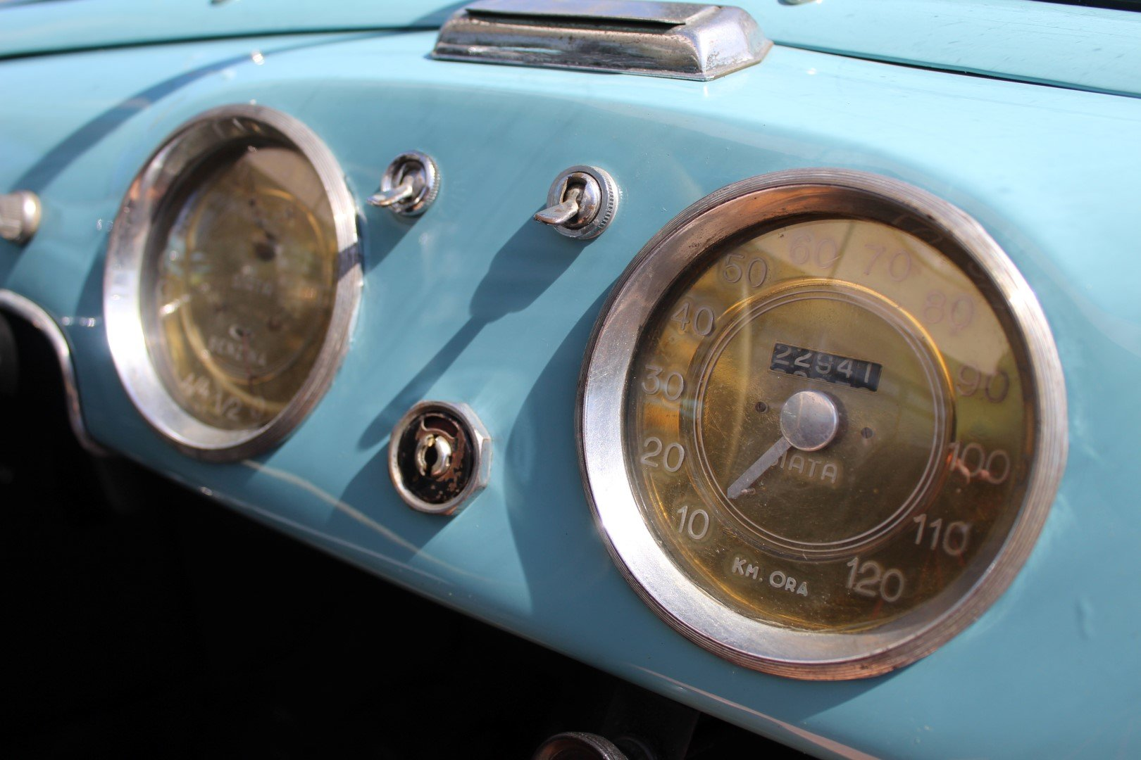 1949 Siata amica 49 - tubolar frame 1 of 14 ever made For Sale (picture 5 of 6)