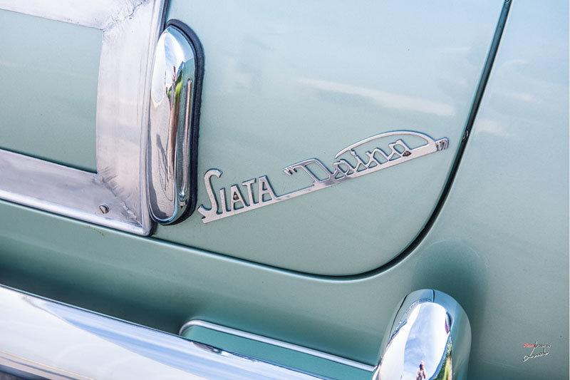 1952 Siata Daina Convertible Stabilimenti Farina For Sale (picture 15 of 20)