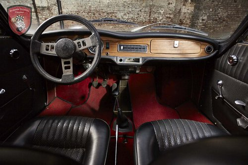 1968 Simca 1200 S coupe Bertone  SOLD (picture 6 of 6)
