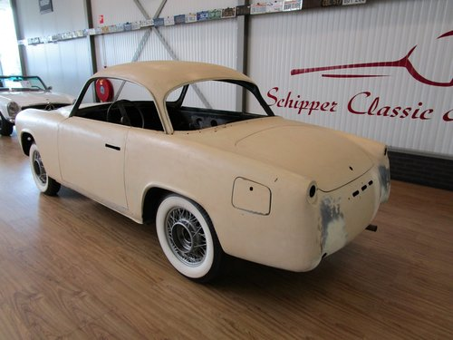 1953 Simca 9 Sport Coupé For Sale (picture 3 of 6)