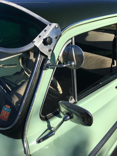 1959 Stunning unique SIMCA P60 For Sale (picture 4 of 6)