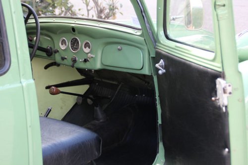 Simca 8 Fourgonette 1949 SOLD (picture 3 of 6)