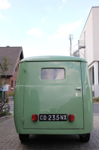 Simca 8 Fourgonette 1949 SOLD (picture 6 of 6)