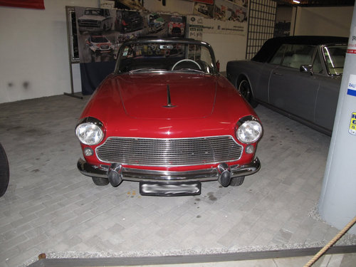 1960 Simca Aronde 1300 Oceane For Sale (picture 1 of 6)