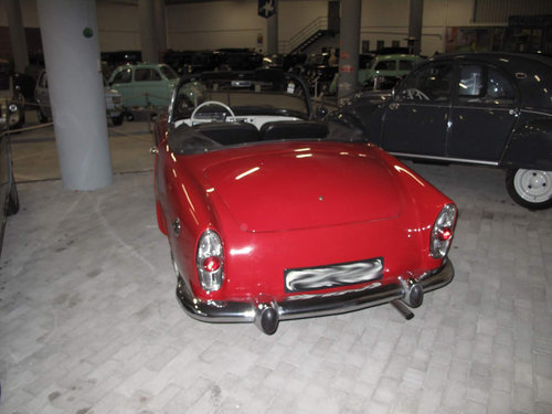 1960 Simca Aronde 1300 Oceane For Sale (picture 2 of 6)