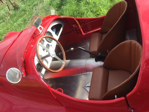 1950 Simca 8 Sport Gordini, Fully Restored and like new For Sale (picture 3 of 6)