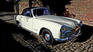 Picture of Simca Cabriolet Weekend (1956) For Sale