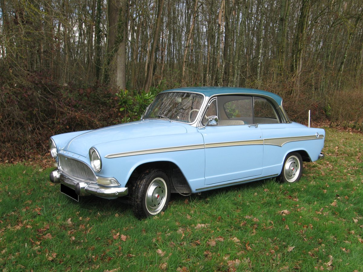 1960 Simca Aronde P60 Monaco For Sale (picture 1 of 5)