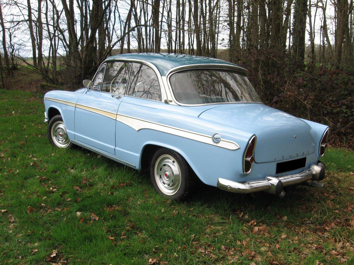1960 Simca Aronde P60 Monaco For Sale (picture 2 of 5)