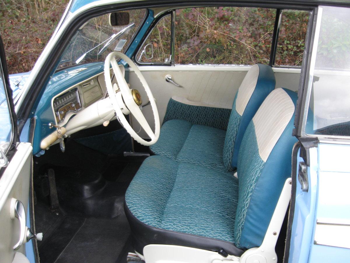 1960 Simca Aronde P60 Monaco For Sale (picture 3 of 5)