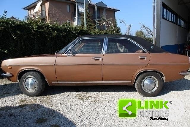 Simca-Talbot CHRYSLER FRANCE 2 LITRES AUTOMATIQUE (1974) For Sale (picture 1 of 6)