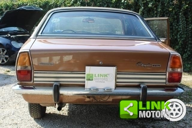 Simca-Talbot CHRYSLER FRANCE 2 LITRES AUTOMATIQUE (1974) For Sale (picture 3 of 6)